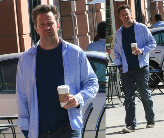 Matthew Perry Is Going Back to His Teen Years