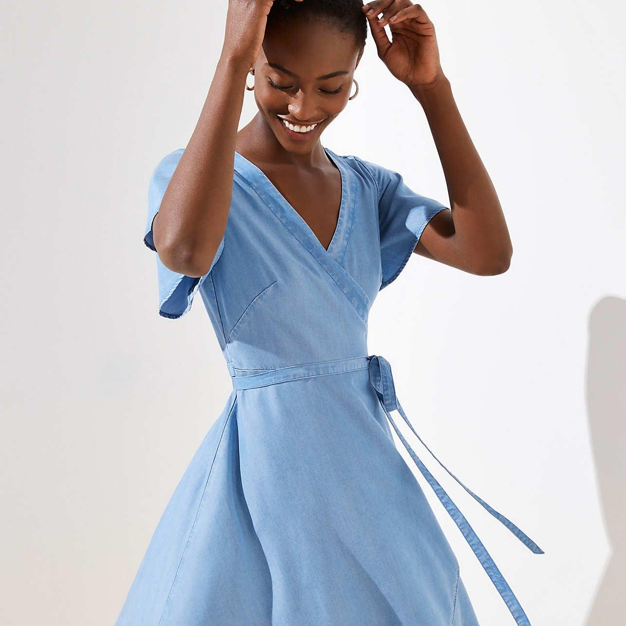 d7d76fe5e358 Best Dresses For Petites | POPSUGAR Fashion