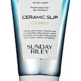 Best Face Wash For Oily Skin: Sunday Riley Ceramic Slip Cleanser