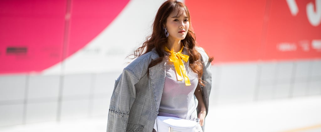 Seoul Fashion Week Street Style 2019