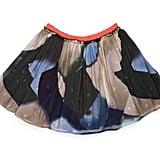 Pumpkin Patch Reversible Poplin Skirt ($29.99)