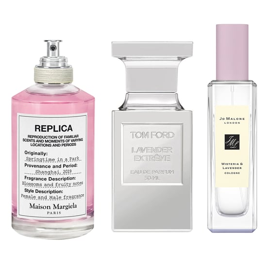 The Best Spring Fragrances For 2020
