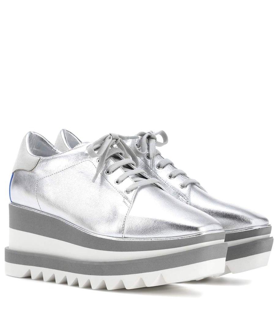 5f53fed9238e Stella McCartney Sneak Elyse Platform Sneakers