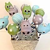Baby Animal Cake Pops