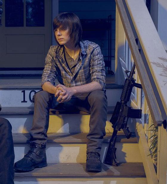 Carl Grimes  sc 1 st  Popsugar & Carl Grimes | The Walking Dead Halloween Costumes | POPSUGAR ...