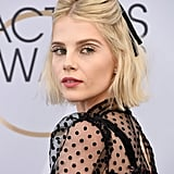 Lucy Boynton at SAG Awards 2019
