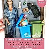 Pandemic Hero Sanitation Worker