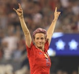 Each Tiny Tattoo In Megan Rapinoe's Collection Has a Special Meaning