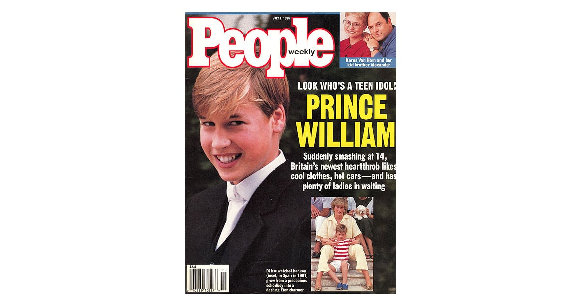 He Was on the Cover of Magazines as a Teen Idol   Young