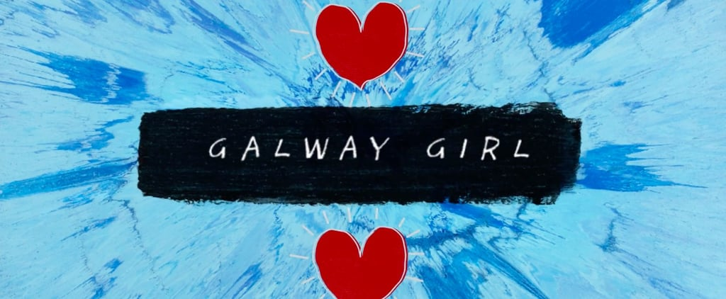 "The Lyric Video For Ed Sheeran's ""Galway Girl"" Makes Drunken Karaoke Much Easier"