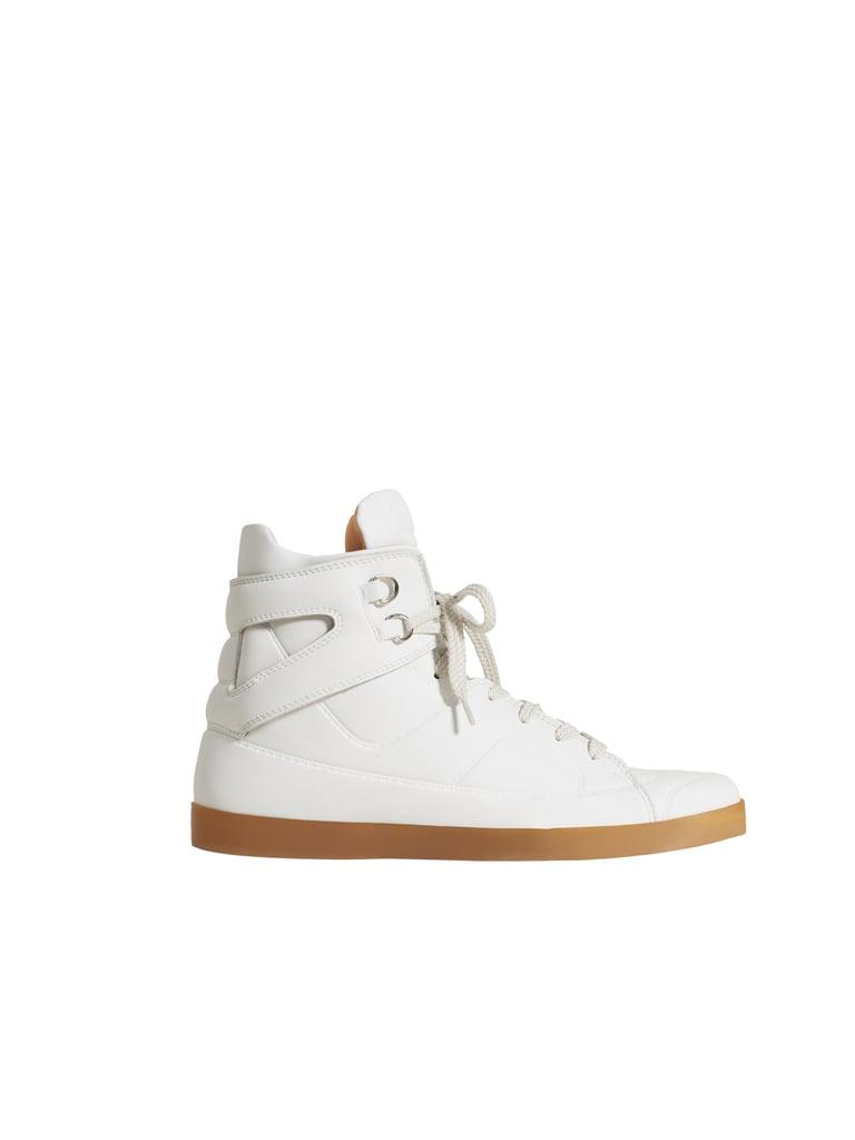 Trompe l'oeil high-top sneaker ($129)