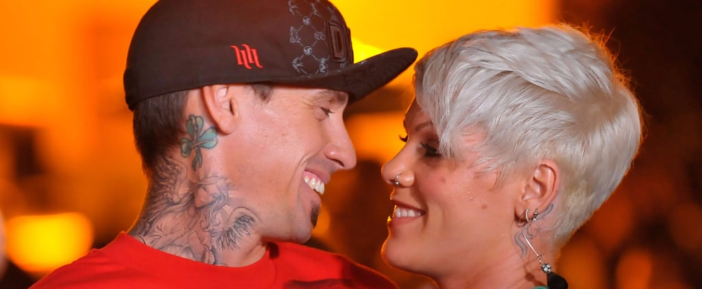 Just Like Fire, Pink and Carey Hart's Romance Is Too Hot to Handle