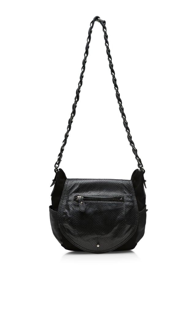 Isabel Marant Pratt black hobo ($1,430)