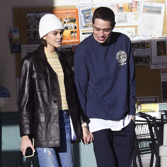 Pete Davidson and Kaia Gerber Holding Hands in NY | Pictures