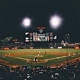Catch a game at AT&T Park.