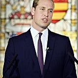 June 21 — Prince William