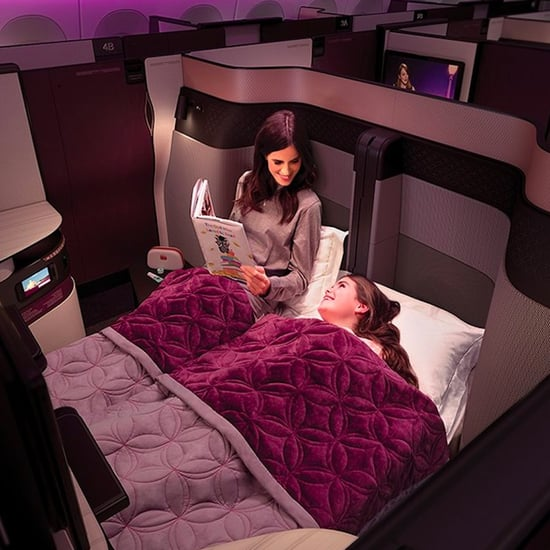 Qatar Airways Introduce Double Beds in Qsuite Business Class