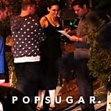 Robert Pattinson's Party at His Home in LA | Photos