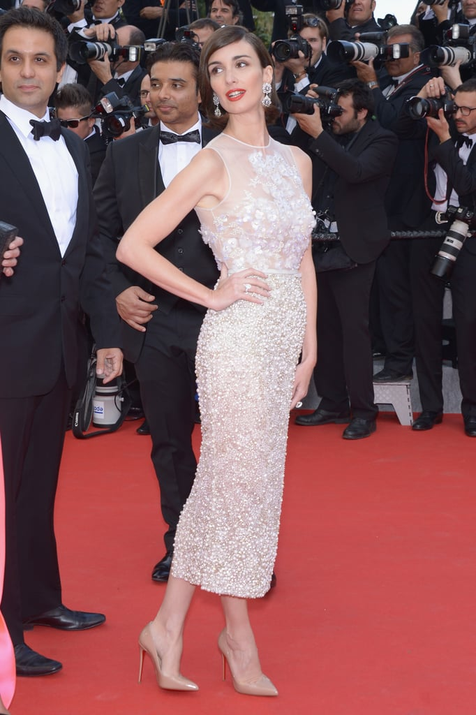 Paz Vega at the Grace of Monaco Premiere
