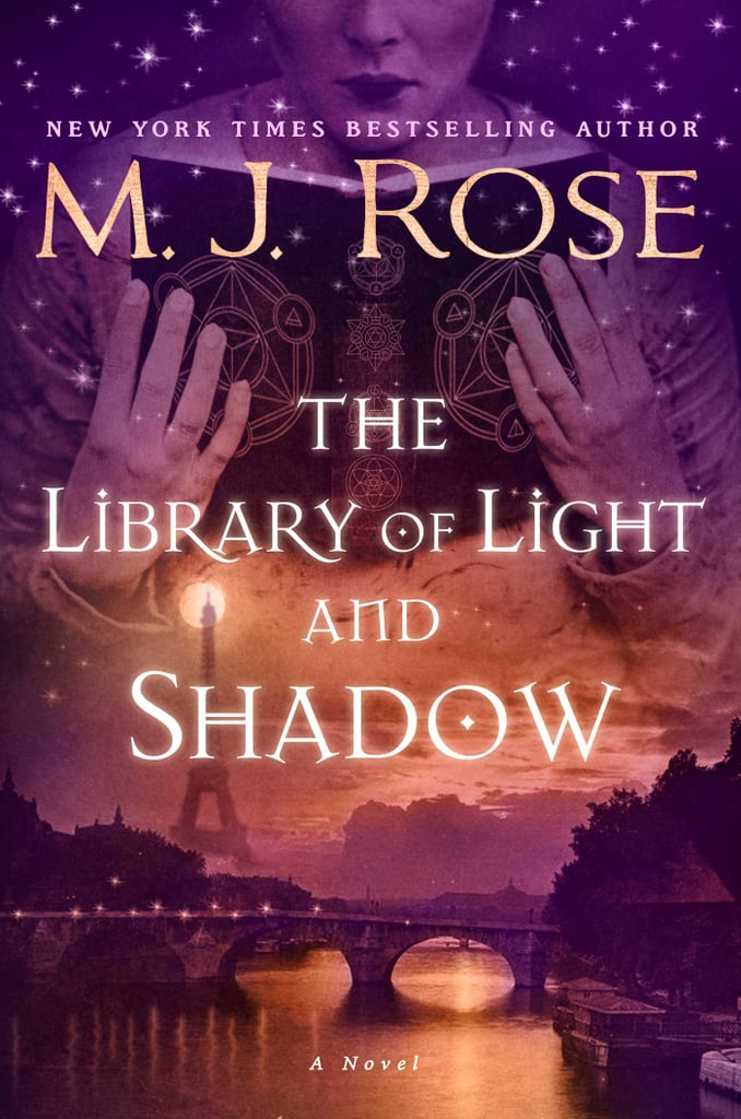 The Library of Light and Shadow by M.J. Rose, Out July 18