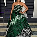 Tiffany Haddish at the 2019 Vanity Fair Oscar Party