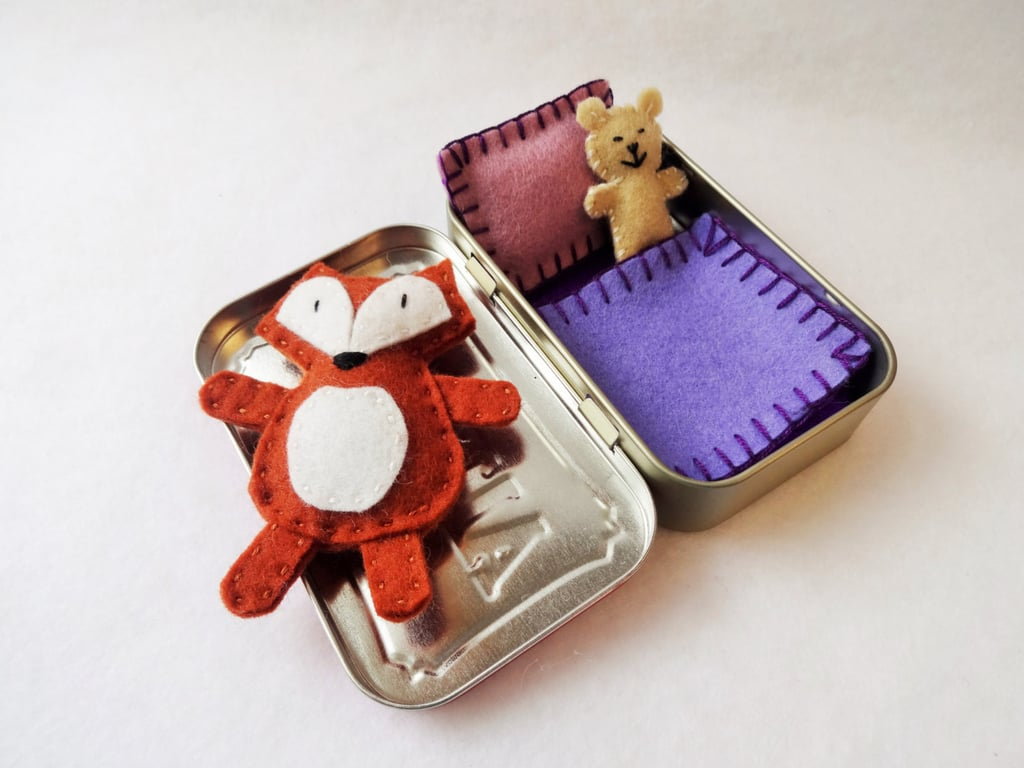 Earthy Mama Goods Custom Fox in a Box ($24)