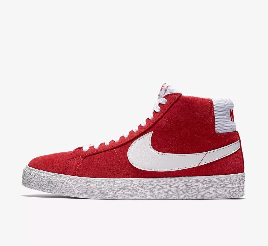 Nike Blazer Mid Vintage Suede Casual Shoes