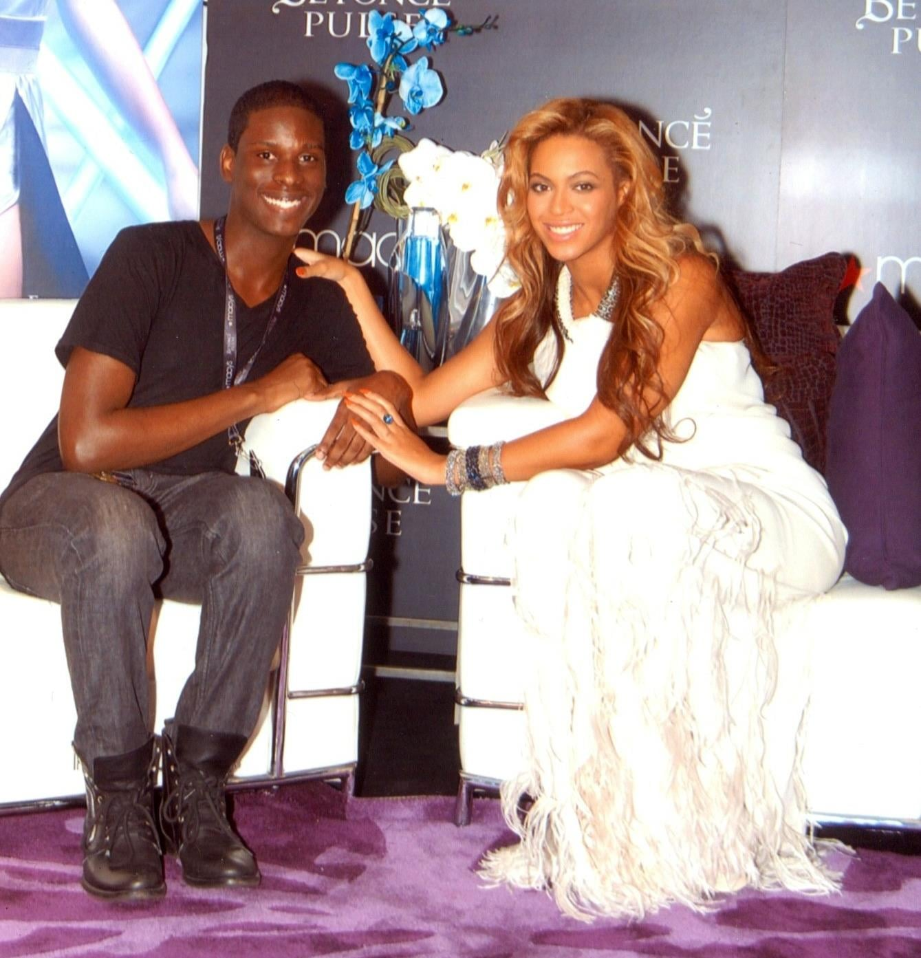 What Is It Like To Meet Beyonce Popsugar Celebrity