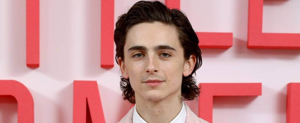 Timothée Chalamet to Play Bob Dylan in Upcoming Biopic