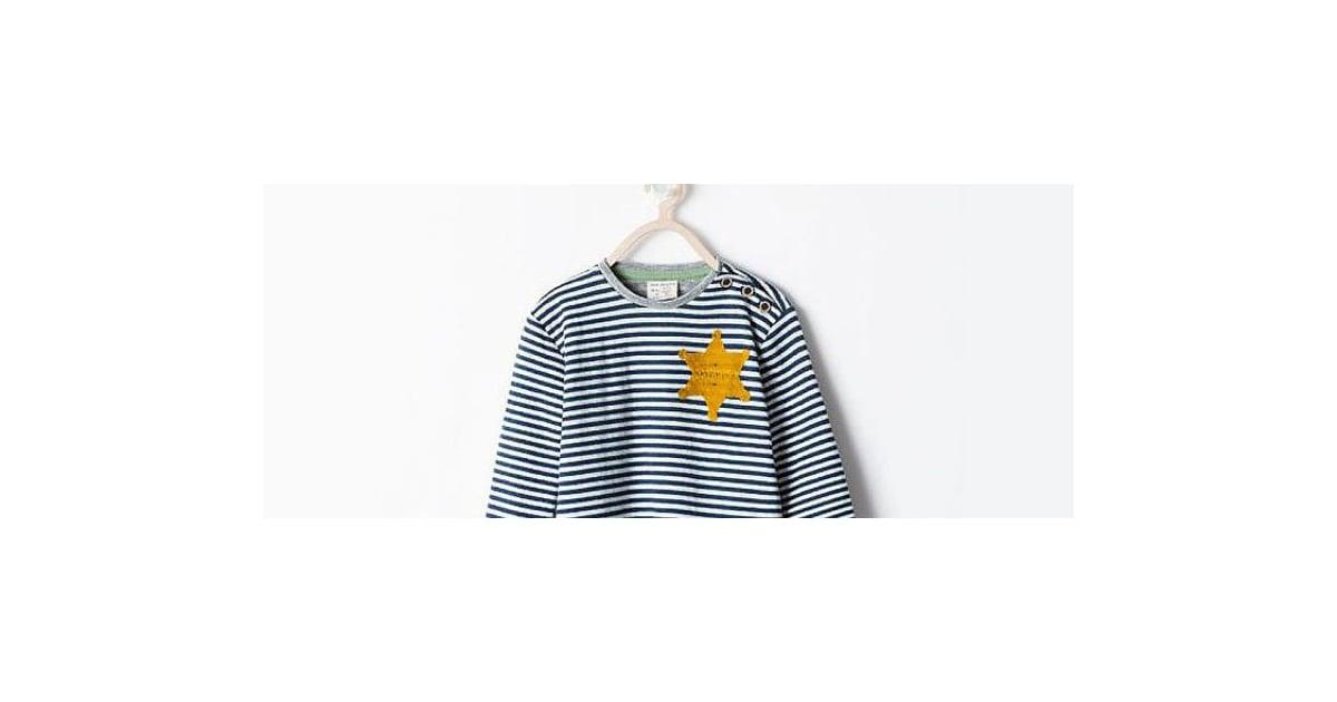zara kids 39 shirt looks like nazi concentration camp uniform popsugar moms. Black Bedroom Furniture Sets. Home Design Ideas