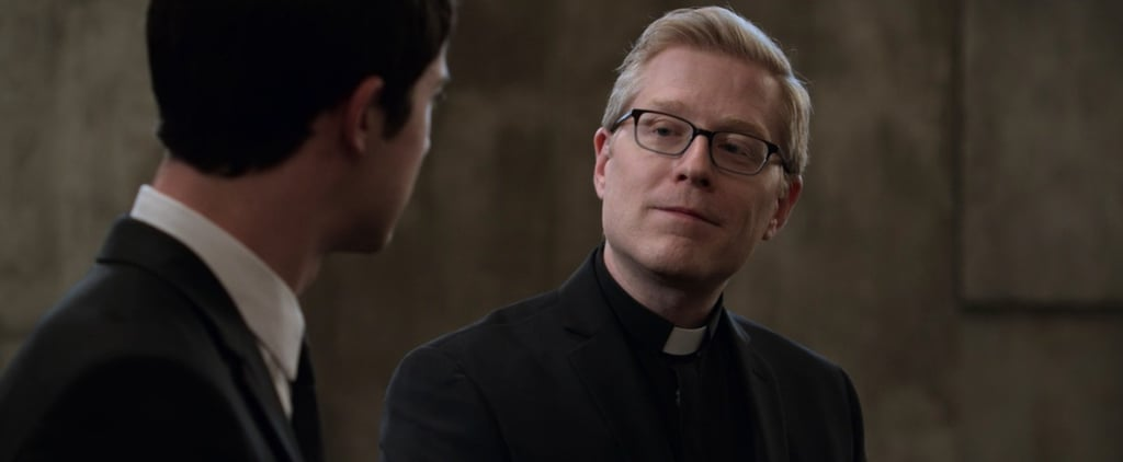 Who Plays the Priest in 13 Reasons Why?