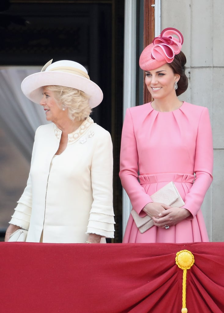 Kate Middleton Looked Like Perfection in a Millennial Pink Dress