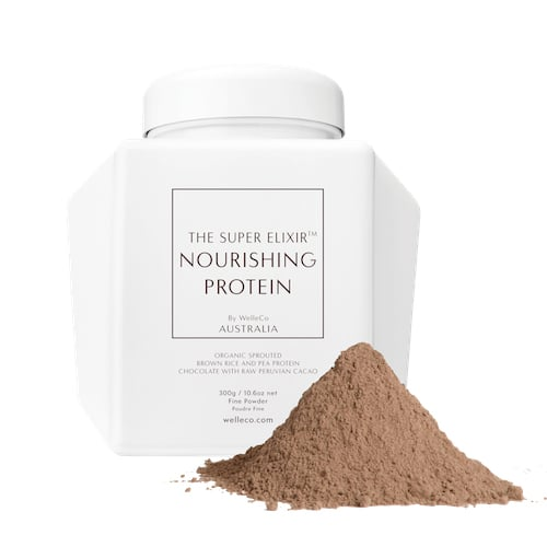 WelleCo The Super Elixir Nourishing Protein
