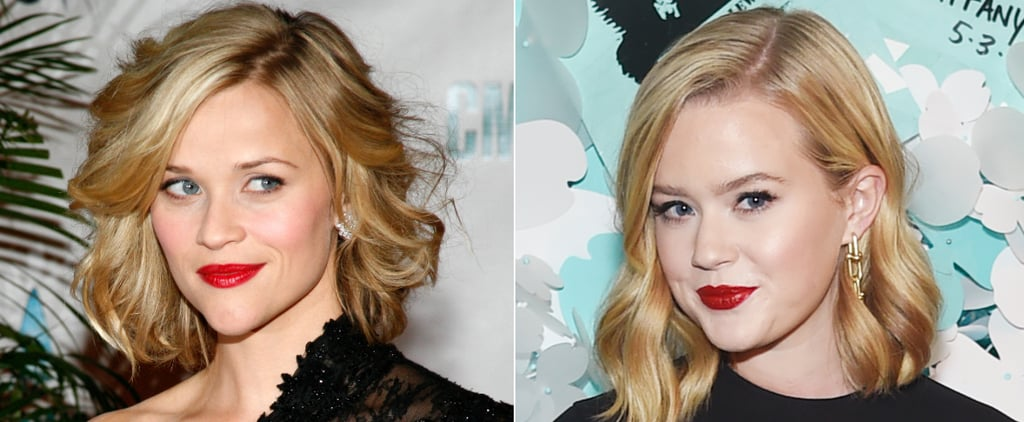Ava Phillippe and Reese Witherspoon's Best Beauty Looks