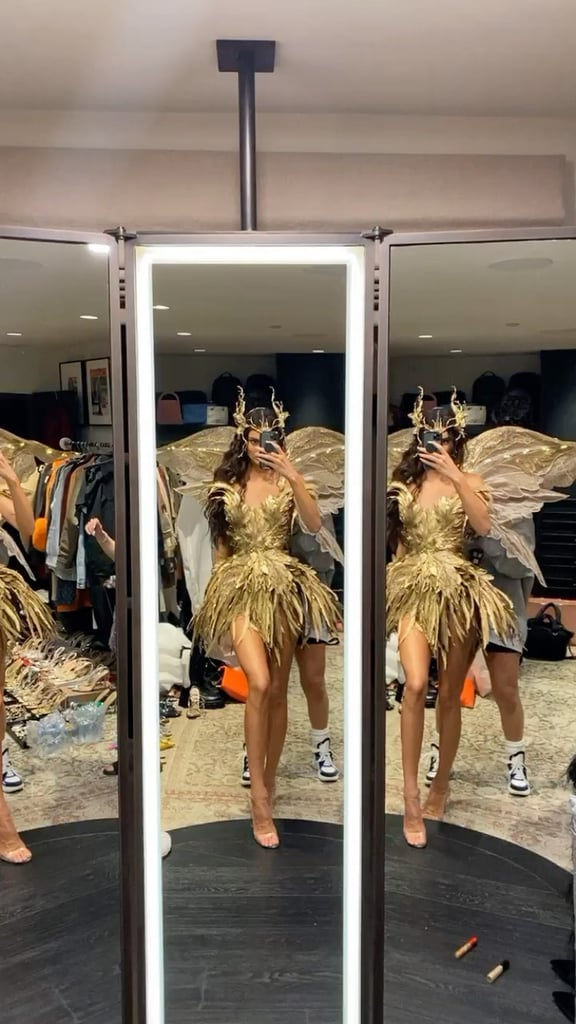 Kendall Jenner S Fairy Halloween Costume Cute Stylish