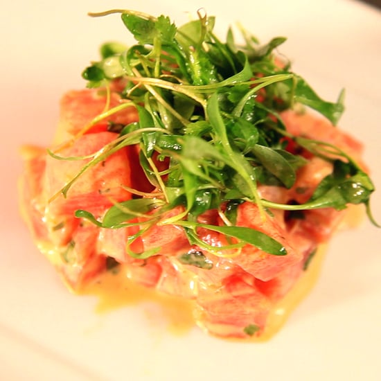 Tuna Tartare Tips From Top Chef's Stefan Richter