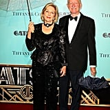 Ita Buttrose and Ross Steele