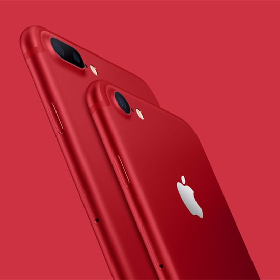 Red iPhone 7 Special-Edition Details