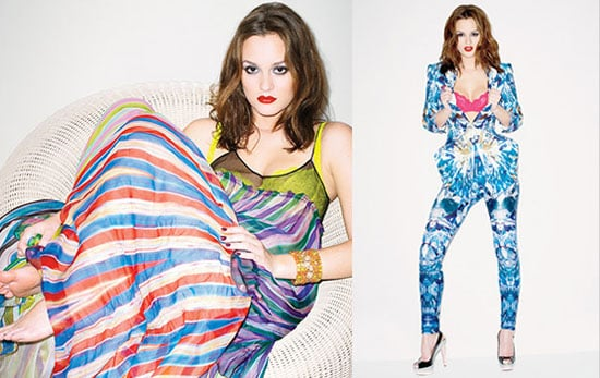Photos and Quotes From Gossip Girl's Leighton Meester in the New York Times Magazine