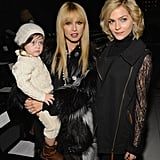 Skyler, Rachel Zoe, and Leigh Lezark