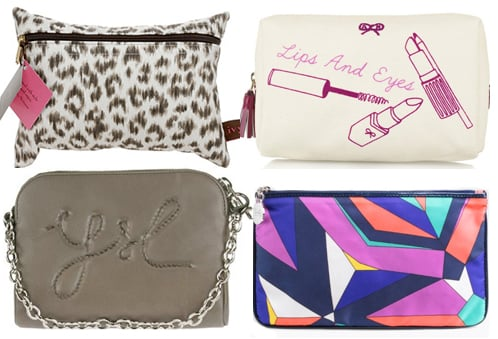 bdbe3ee572 10 Of The Best Makeup Bags Popsugar Beauty Australia. Whimsy Ink Br  Essential Hanging Cosmetic Bag 88199