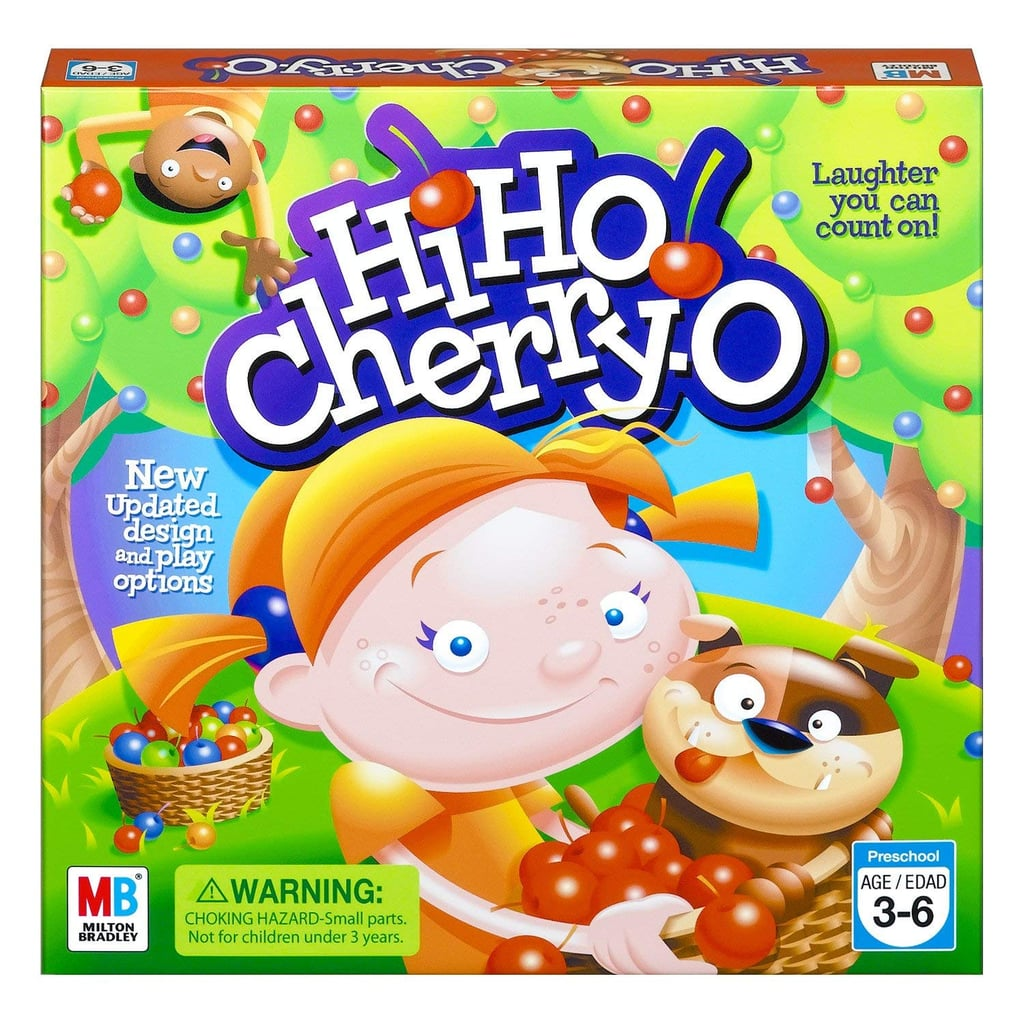 Hasbro Hi Ho! Cherry-O Board Game