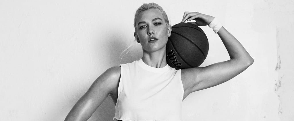 Karlie Kloss Is the Ultimate Basketball Babe For Her Love Advent Video