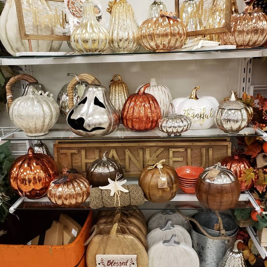 HomeGoods Fall Decor