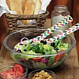 Olive Garden's Salad and Breadsticks