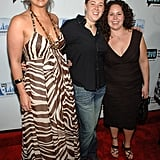Antonia, Lisa, and Stephanie