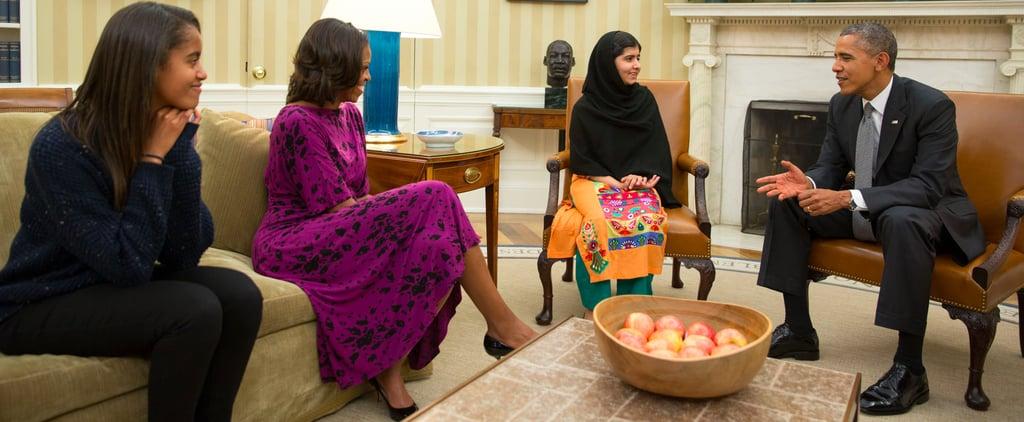 Pete Souza's Respect For Women Instagram Photos