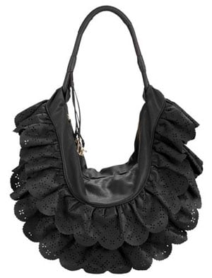 The Look For Less: Dior Gypsy Ruffles Bag