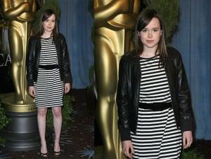 Celebrity Style: Ellen Page
