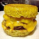 The First Generation Ramen Burger